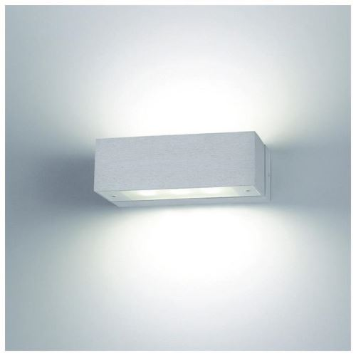 Aplica bidirectionala SHADOW LED Edison 2x3W 195lm 3000K alb
