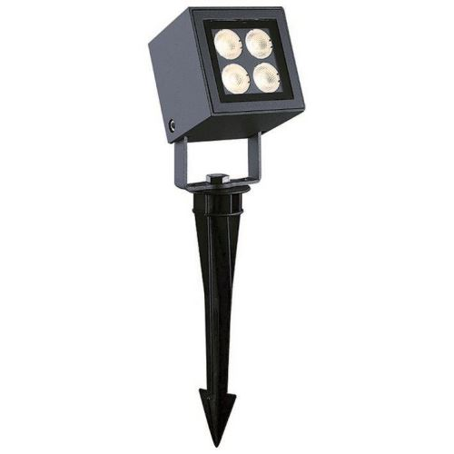 Proiector exterior tip pichet BARNI LED IP65 8W 430lm 3000K antracit