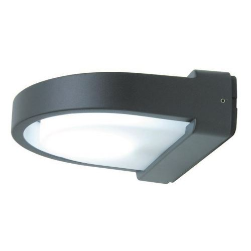 Aplica exterior bidirectionala DARK IP54 E27 20W antracit