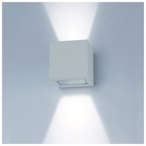 Aplica bidirectionala BRICK G LED Edison 2x5W 325lm 3000K