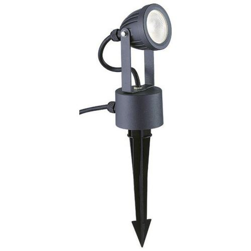 Proiector exterior tip pichet DRO LED IP65 7W 415lm 3000K antracit